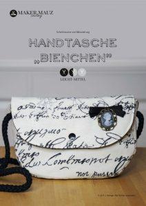 Handtasche Bienchen Cover Anleitung Schnittmuster