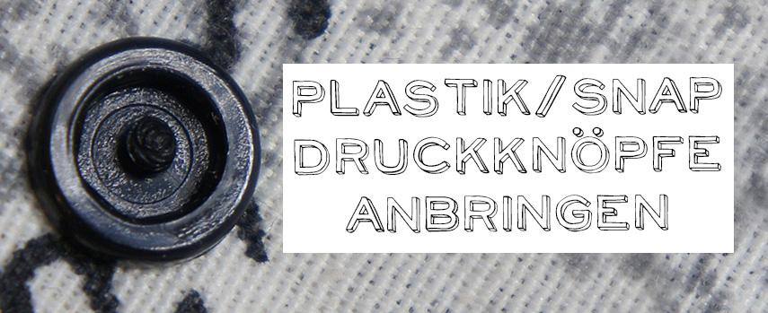 Druckknopf DIY Titelbild