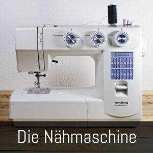 MakerMauz Naehlexikon Naehmaschine