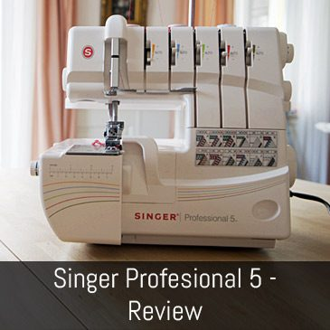 Singer Professinal 5 Review